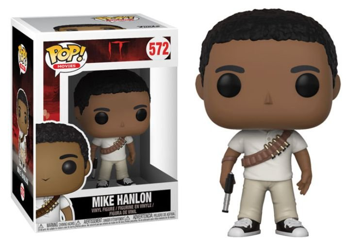 Funko IT: Mike Hanlon Nº 572