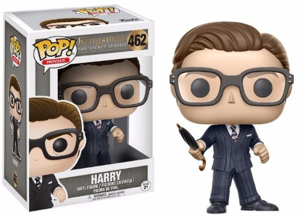 Funko Pop - Kingsman - Harry