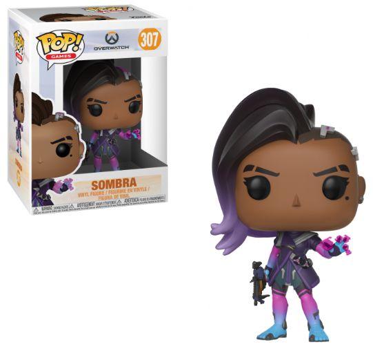 Funko Pop - Overwatch: Sombra