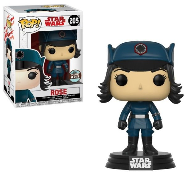 Funko Star Wars: Rose (Excl. Special Series) Nº 205