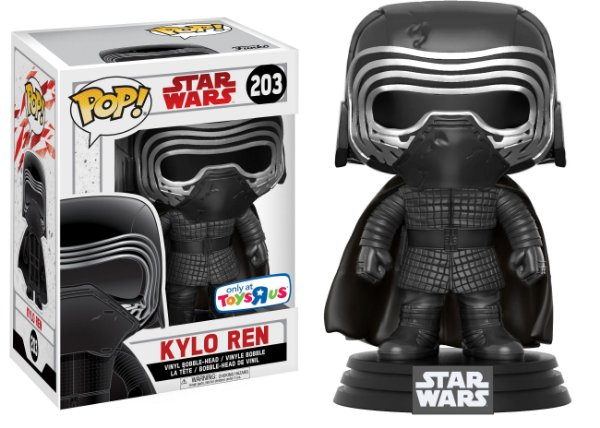 Funko Pop - Star Wars: Kylo Ren (Exclusivo Toysrus)