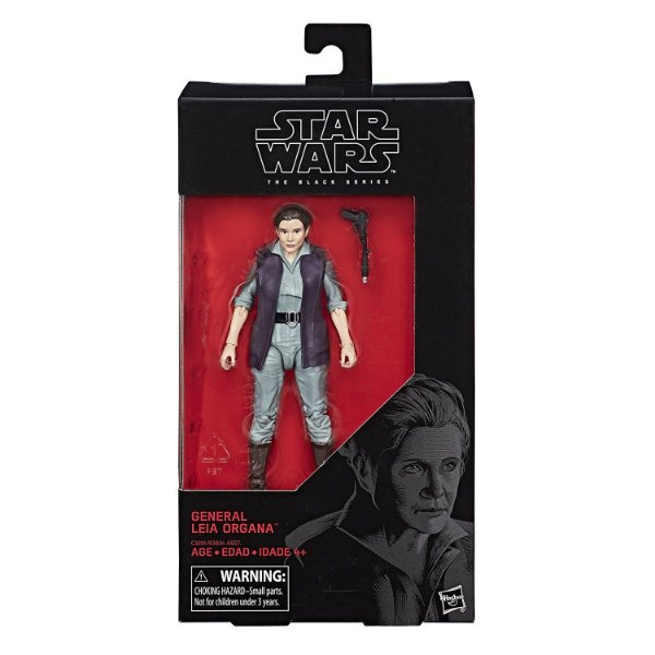Hasbro Star Wars: Black Series: General Leia