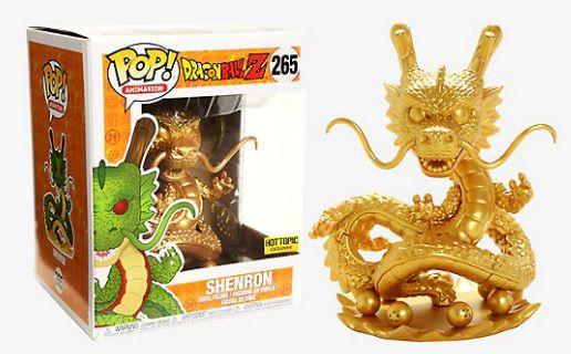 Funko Pop - Dragon Ball: Shenlong (Exclusivo Hot Topic)
