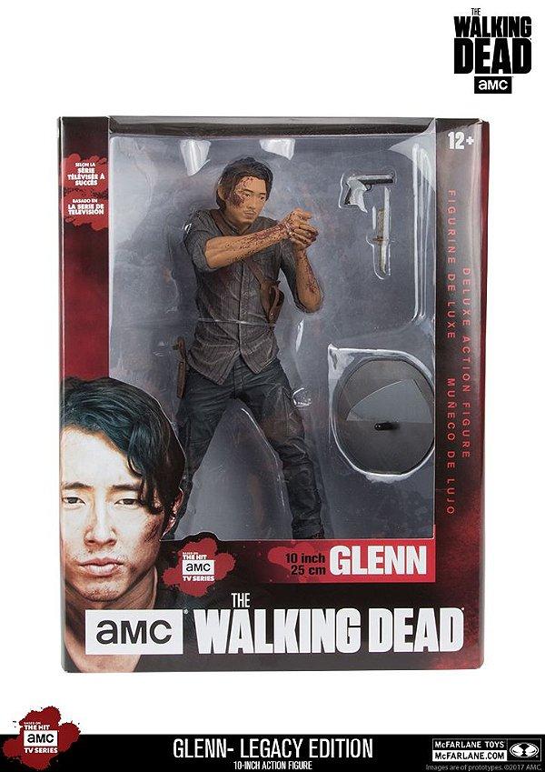 """Mcfarlane – The Walking dead: Glenn Deluxe 10"""""""