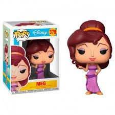 Funko Pop - Disney: Meg - Nº 379