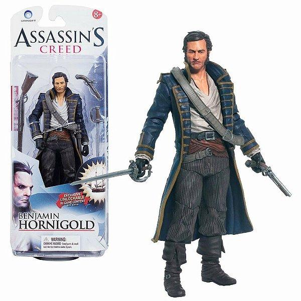 Assassins Creed - Benjamin Hornigold