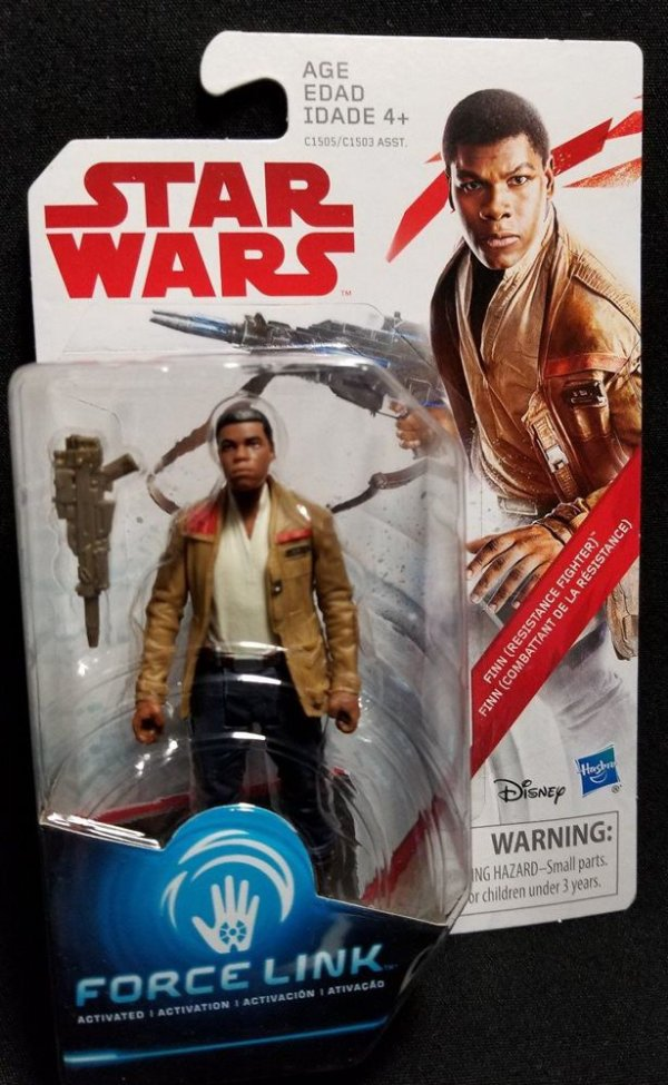 Force Link - Star Wars - Finn (Resistance Fighter)
