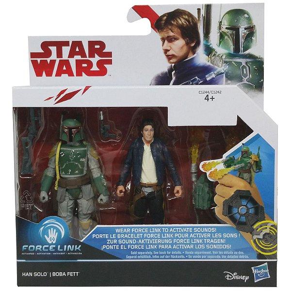 Force Link - Star Wars - Last Jedi - Han Solo - Boba Fett
