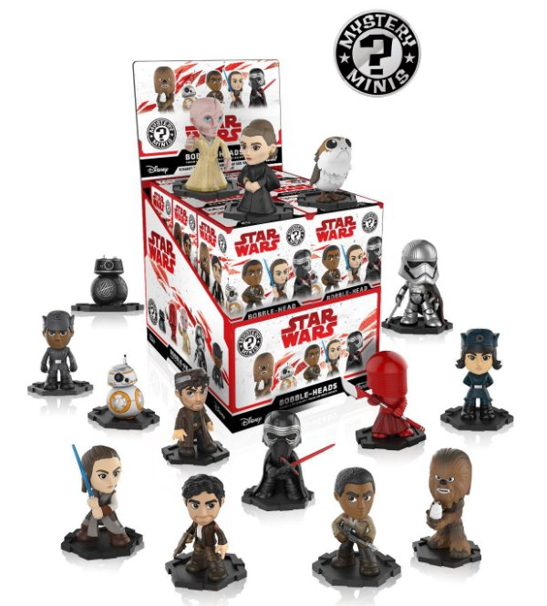 Funko Mystery Mini: Star Wars (variado)