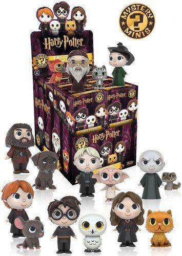 Funko -  Mystery Mini -  Harry Potter (variado)