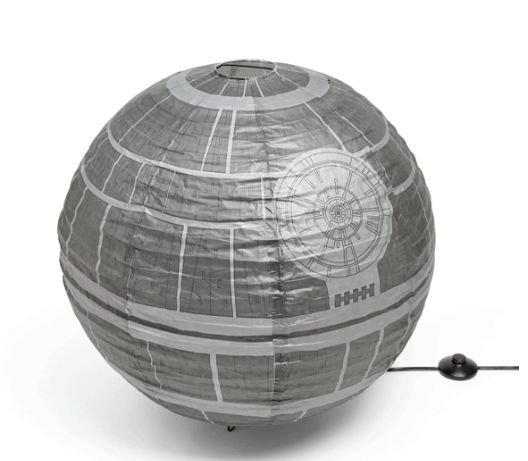Luminária -  Star Wars -  Death Star Floor Light