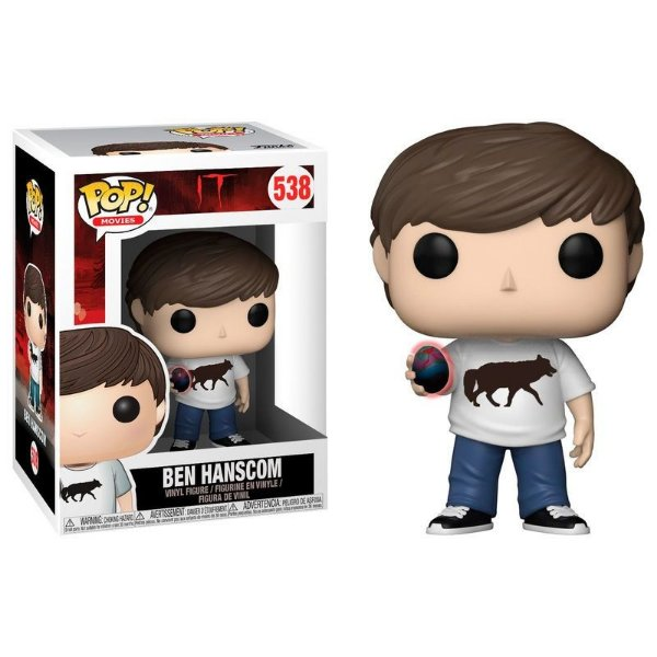 Funko Pop - IT: Ben Hanscom - Nº 538