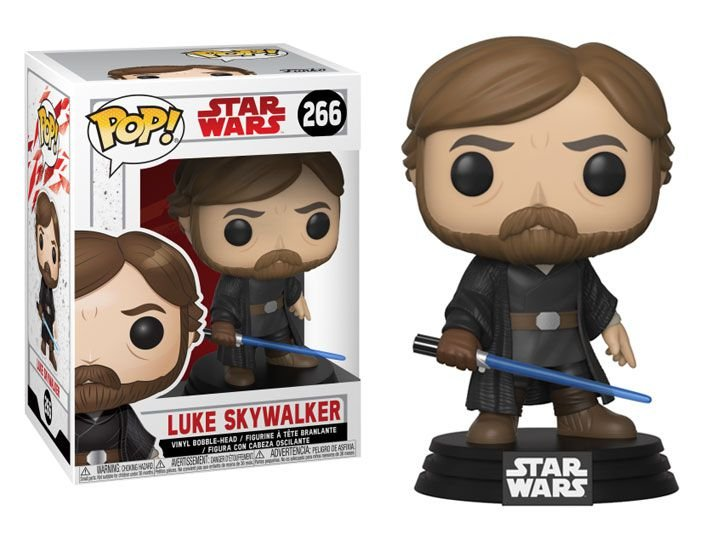 Funko Pop - Star Wars: Luke Skywalker - Nº 266