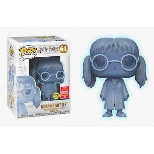 Funko pop - Harry Potter: Murta que Geme (Exclusivo SDCC 2018)
