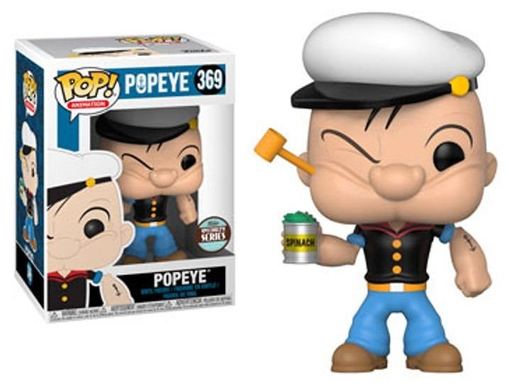Funko - Popeye: Popeye (excl. Special Series) Nº 369