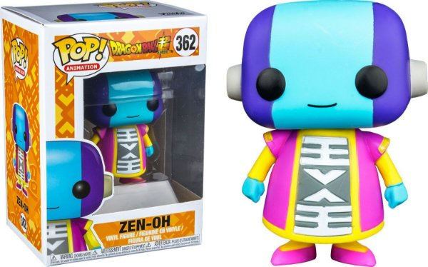Funko Pop - Dragon Ball - Zen oh (Exclusive Galactic Toys)