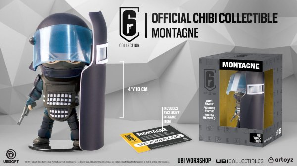 Ubi Collections - Rainbow Six - Montagne