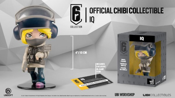 R6 - Rainbow Six: IQ -