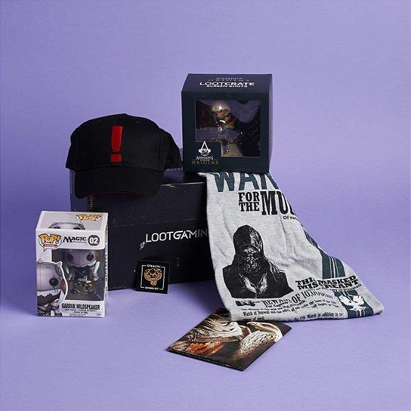 Funko Box Lootgaming Dezembro 2017