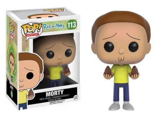 Funko Pop - Rick And Morty:  Morty