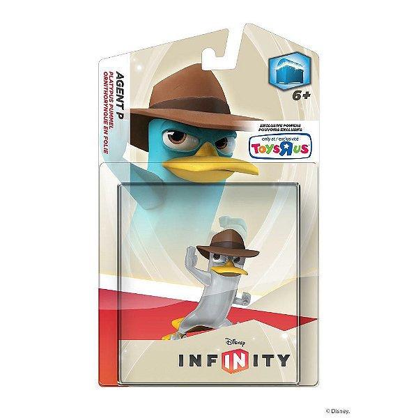 Disney Infinity - Phineas e Ferb: Agent P (ex ToysRus)
