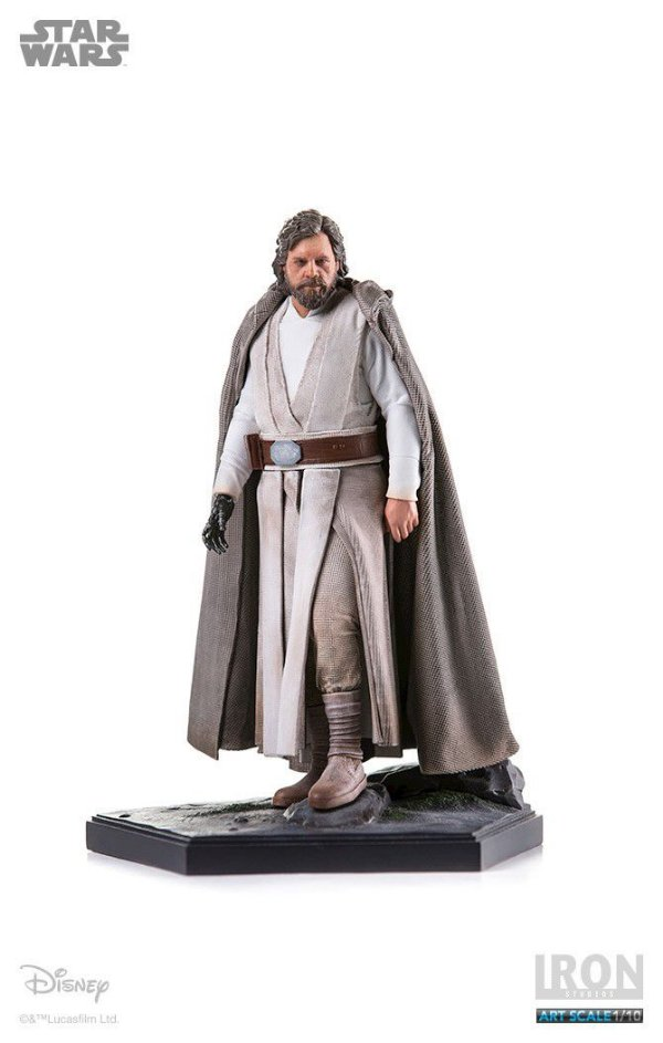 Iron Studios - Star Wars: Luke Skywalker Episode VII Art Scale 1/10 - Serie 3