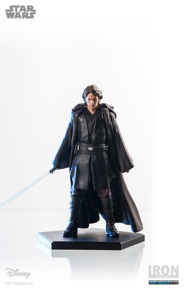 Iron Studios - Star Wars: Anakin Skywalker Art Scale 1/10
