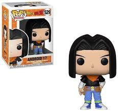 Funko DBZ: Android 17 nº 529