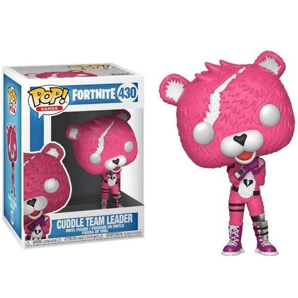 Funko Pop - Fortnite: Cuddle Team Leader #430