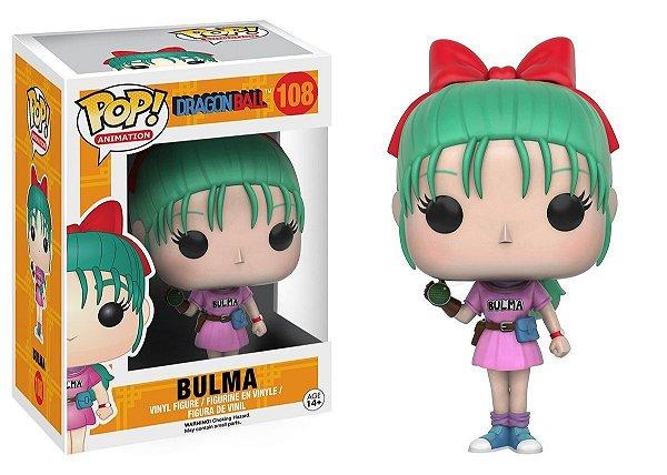 Funko Pop Dragon Ball Z: Bulma 108