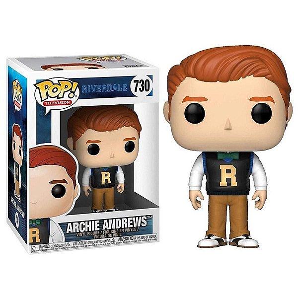 Funko Pop - Riverdale: Archie Andrews - Nº 730