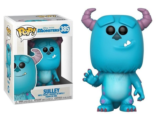 Funko Monsters Inc: Sulley Nº 385