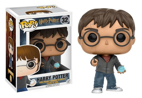 Funko Pop - Harry Potter: Harry Potter with Profecy - Nº 32