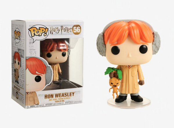 Funko Pop - Harry Potter: Ron Weasley - Nº 56