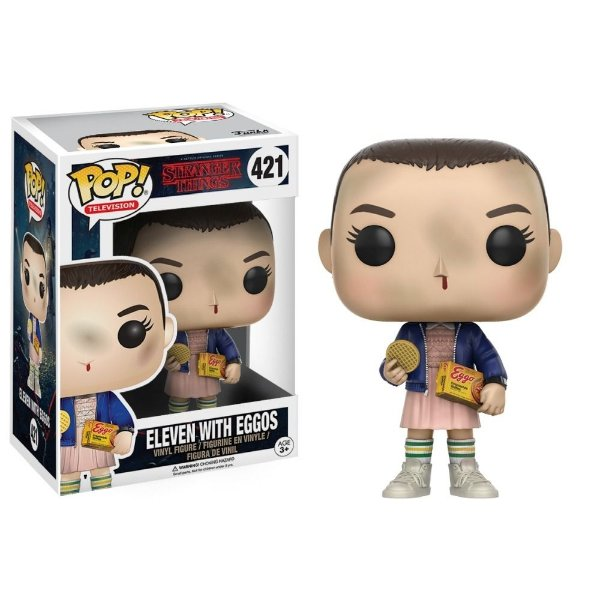 Funko Pop - Stranger Things - Eleven with Eggos #421