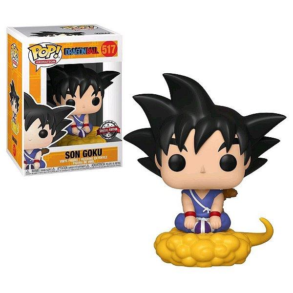 Funko DBZ: Son Goku (Excl. Game Stop) Nº517