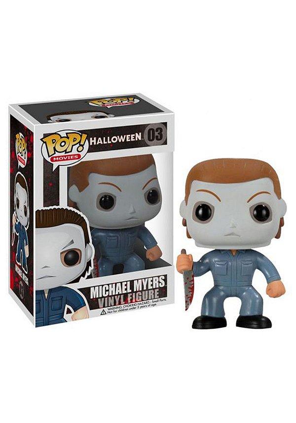 Funko pop - Halloween: Michael Myers - Nº 3