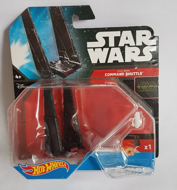 Hot Wheels - Star Wars (Diversas Naves)