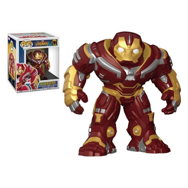 Funko Avengers: Hulkbuster Nº 294