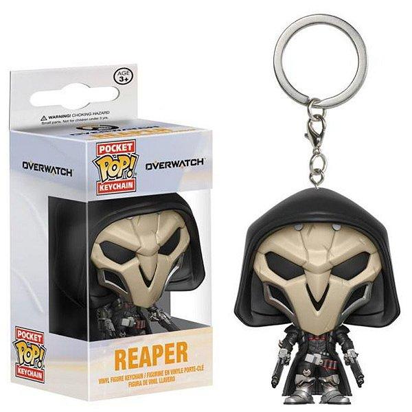 Funko Chaveiro Ovewatch: Reaper
