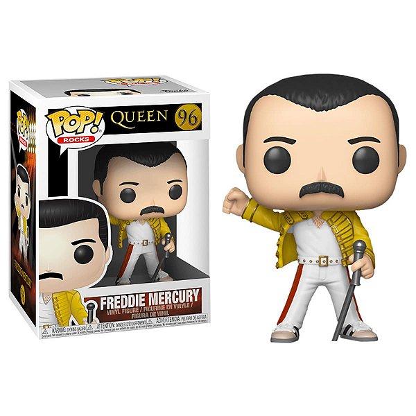 Funko Queen - Freddie Mercury 1986 nº96