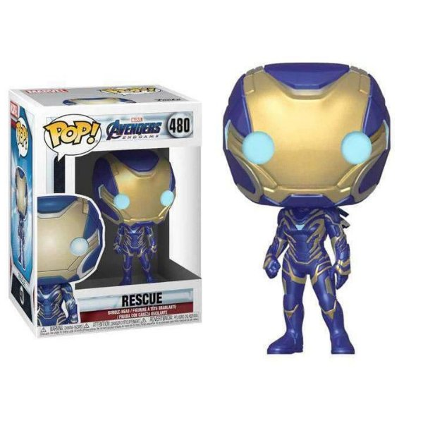 Funko Pop Marvel Avengers End Game: Rescue nº480