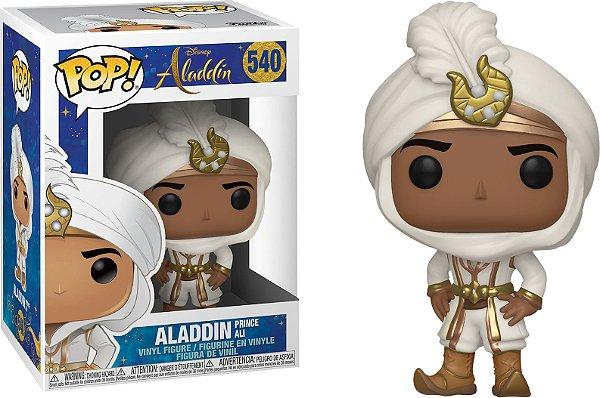 Funko Pop Disney Aladdin: Aladdin Principe Ali 540