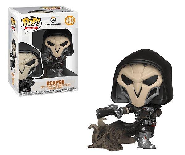 Funko Overwatch: Reaper nº493