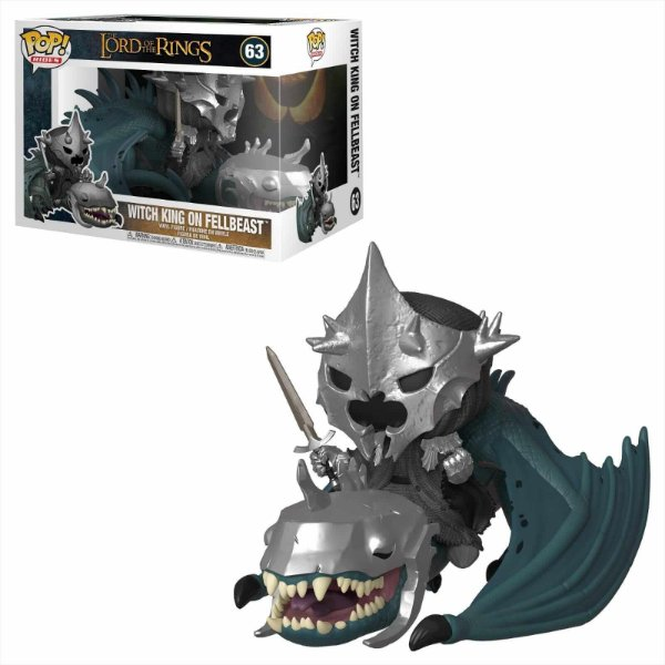 Funko Lord of the Rings: Witch King with Fellbeast