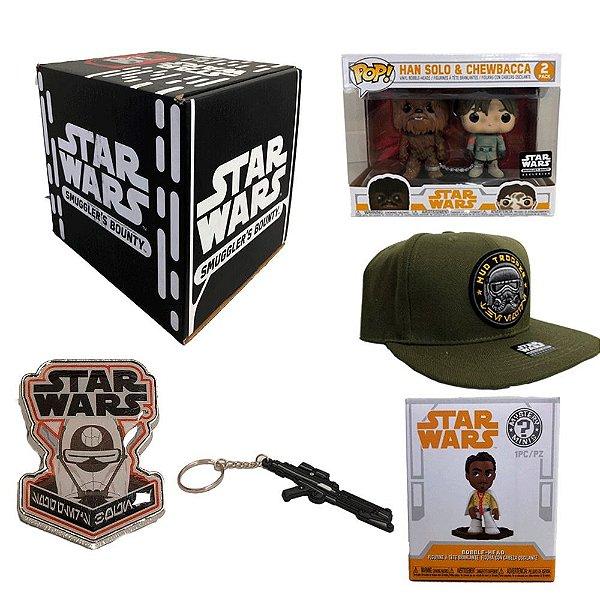 Funko Box - Smugglers Bounty - Han Solo