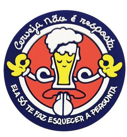 Porta Copos Cerveja não é a resposta