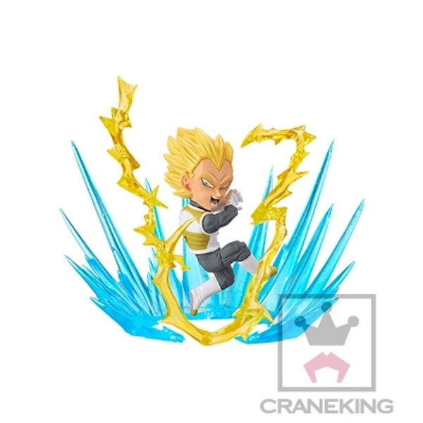 Banpresto - Dragon Ball WCF: Super Saiyan Vegeta Burst 04