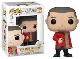 Funko Harry Potter: Viktor Krum nº89
