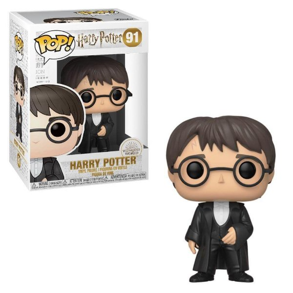 Funko Pop Harry Potter: Harry Potter nº91